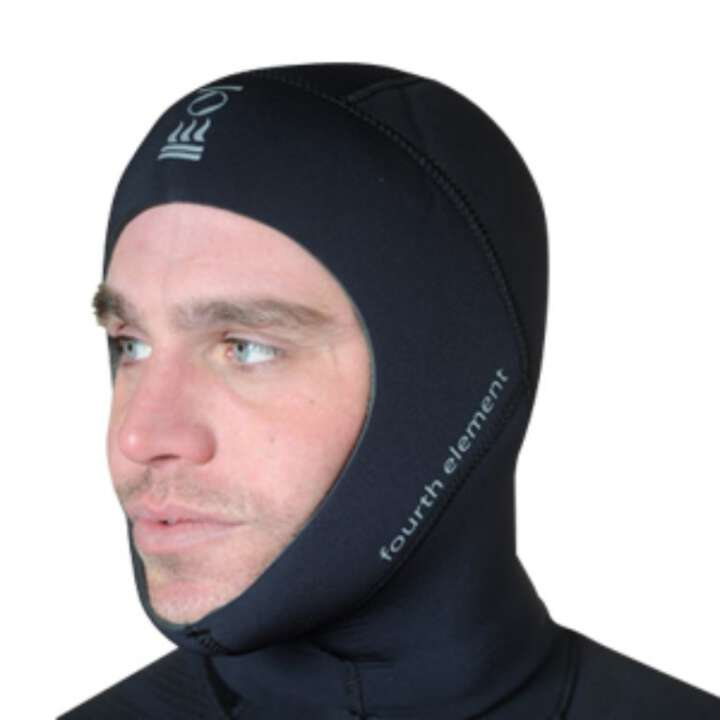 Fourth Element Kopfhaube 3mm Hood-Neopren XS-XXL
