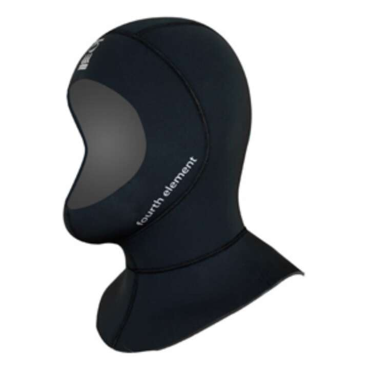 Fourth Element Kopfhaube 7mm Coldwater Hood with Warmneck...