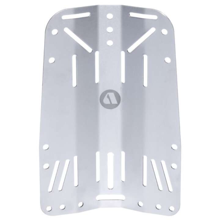 Apeks WTX Grundplatte, Travel Backplate Alu