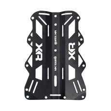 Mares XR Aluminium Travel Backplate
