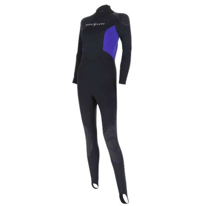 Aqualung 0,5 mm Skinsuit, extrem dünner Neoprenanzug, Lady
