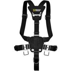 xDEEP STEALTH 2.0 - Sidemount Harness Set