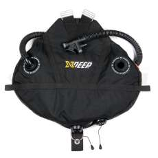 xDEEP STEALTH 2.0 RB REC - Sidemount Redundanzblase