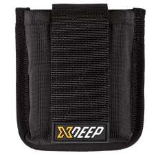 xDEEP Backmount Trimmbleitaschen 2 x 1,5 kg