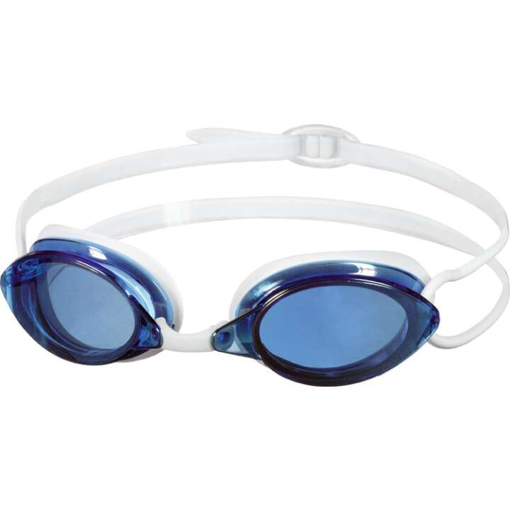 Schwimmbrille Race Blue