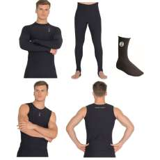 Fourth Element Base Layer Xerotherm Men 4er Set Top,...
