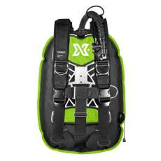 xDEEP GHOST Deluxe Set lime