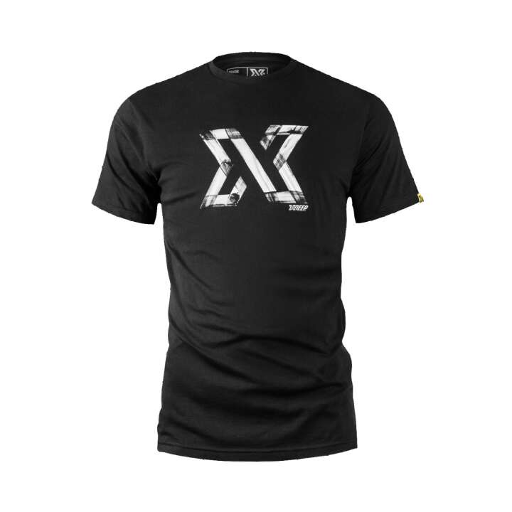 xDeep T-Shirt Painted X