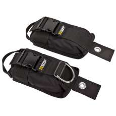 xDeep Bleitaschen S (2x2kg) Weight pockets S (2 kg each)