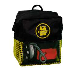 OMS Bojen Set Safety 6.0 Slim open 1,8m Hybrid SMB, 75...