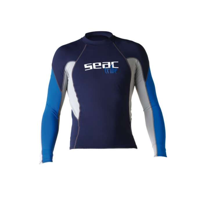 Seac Sub Lycra Shirt, Rash Guard, Long Raa Evo