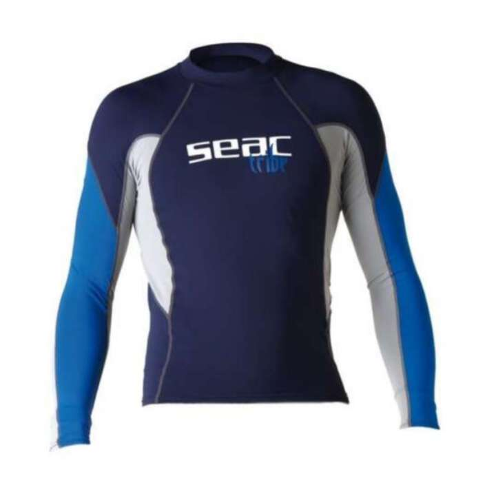 Seac Sub Lycra Shirt, Rash Guard, Long Raa Evo L