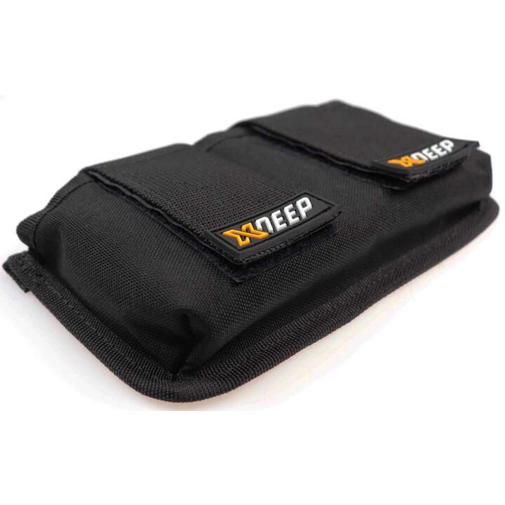 xDEEP Backmount Trimmbleitaschen 2 x 3 kg