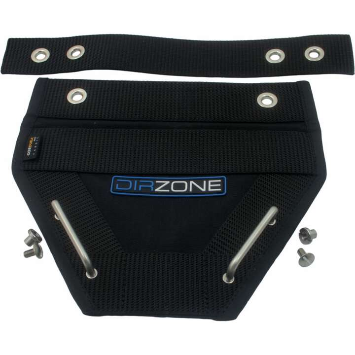 DIRZONE Sidemount Adapter, Buttpad Cave