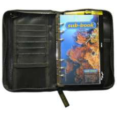 sub-book Taucherlogbuch Travel blau