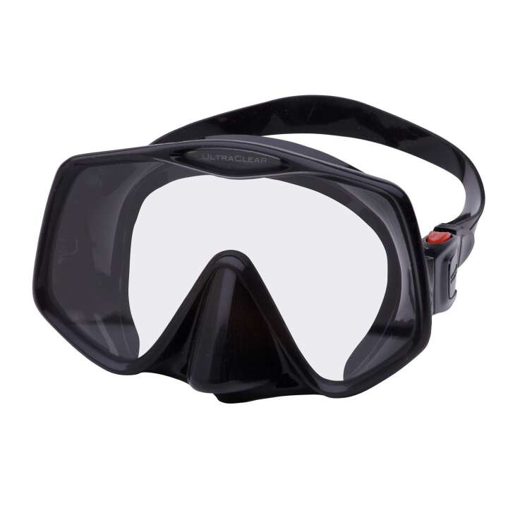 Tauchermaske Atomic Frameless2 Black