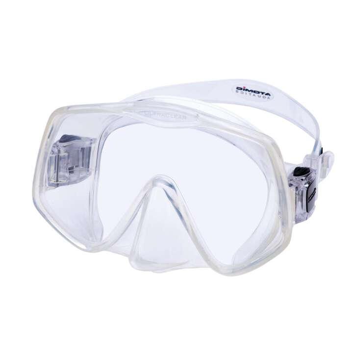 Tauchermaske Atomic Frameless2 Clear